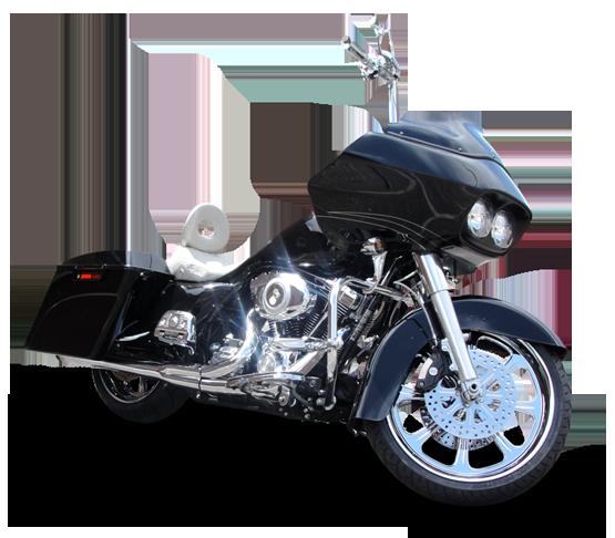 Helion Motorcycle Wheel - Custom Motorcycle Rims