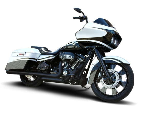 Passion Motorcycle Wheel - Custom Motorcycle Rims