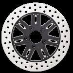 Image Motorcycle Rotors in Black