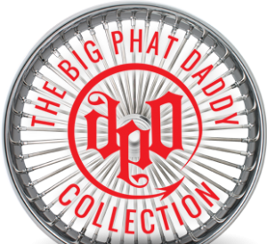 Custom Motorcycle Wheels - The Big Phat Daddy Collection by Sinsiter Wheel