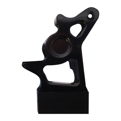 Straight Up Electric Billet Center Stand - MINI