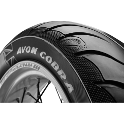"""Avon Cobra Chrome for 16""""-23"""" Wheels"""